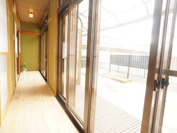 青葉区赤坂の平屋建て