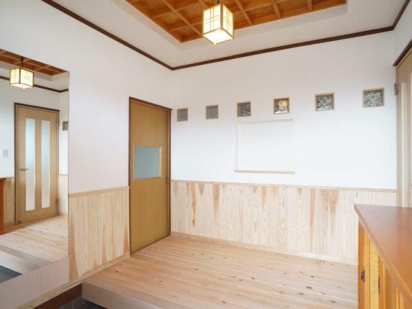 七ヶ浜町の平屋建て